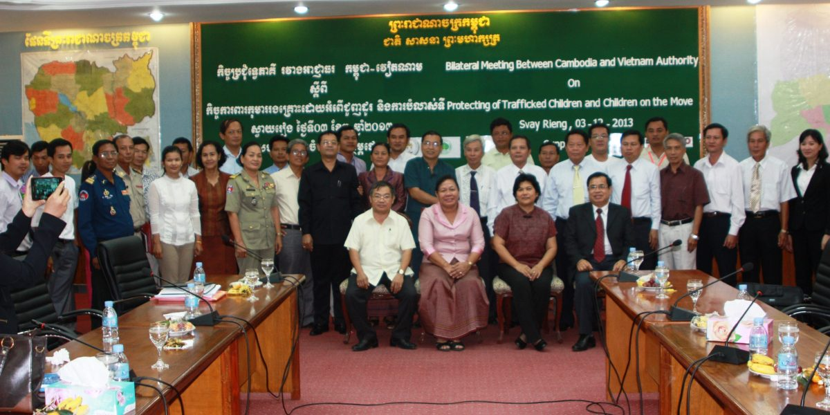 human trafficking in Cambodia ACTs