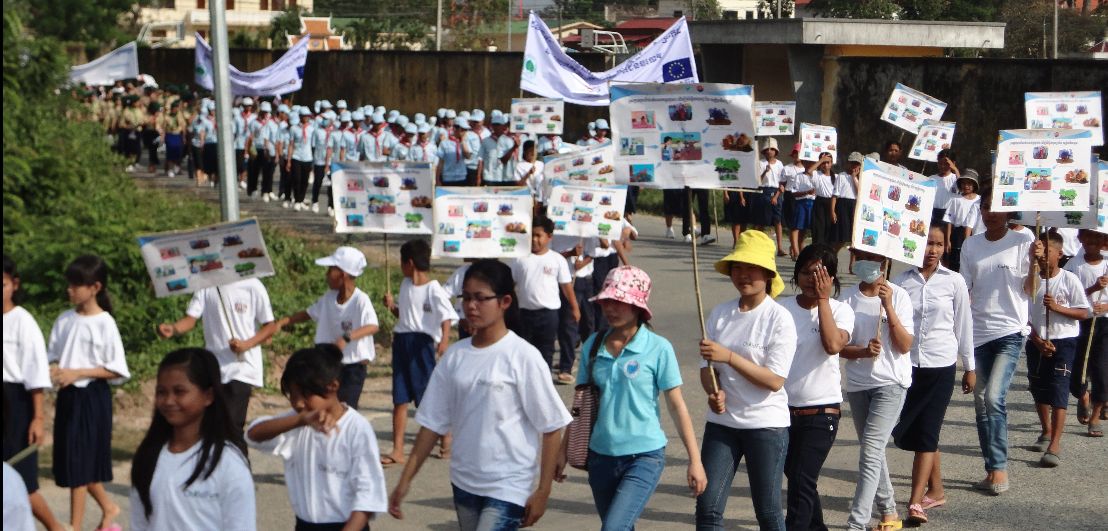 Cambodia Against Child Trafficking – Our organisation
